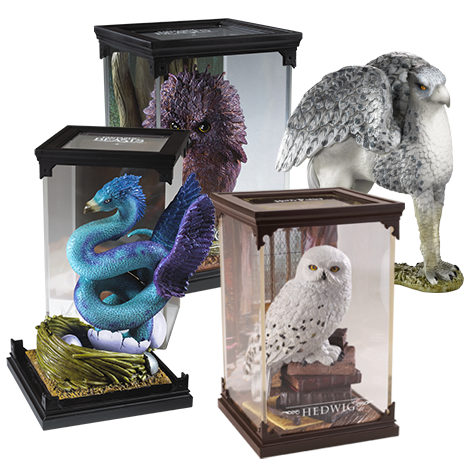Figuras mágicas criaturas Harry Potter y los Animales Fantásticos