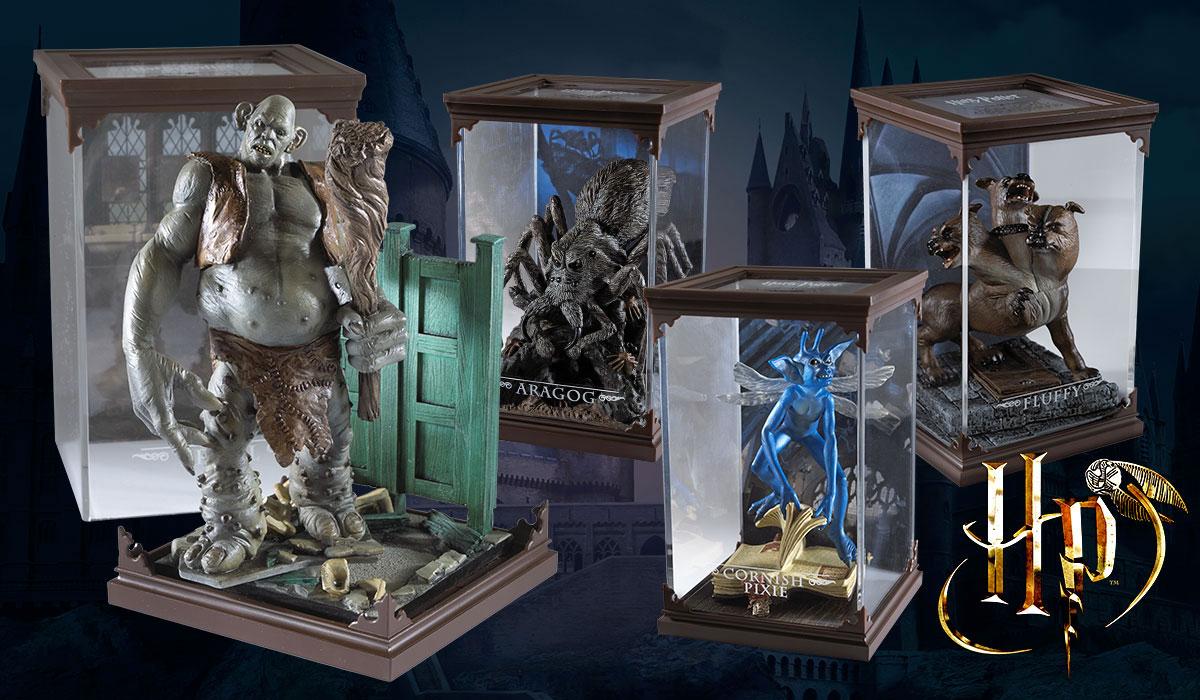 Nuevas criaturas mágicas Harry Potter title=