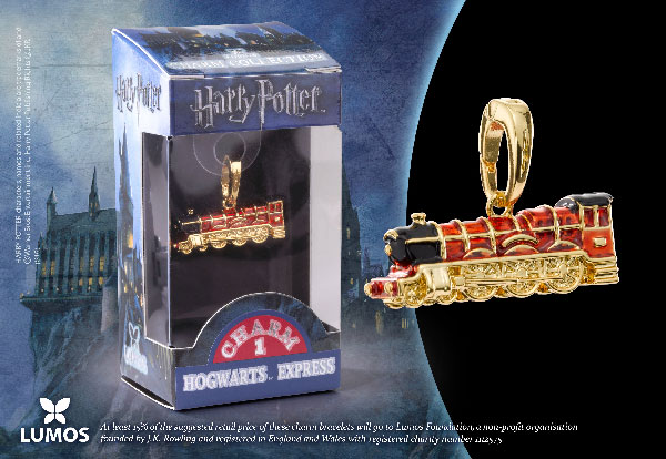 Hogwarts Express - Charm Lumos - Harry Potter