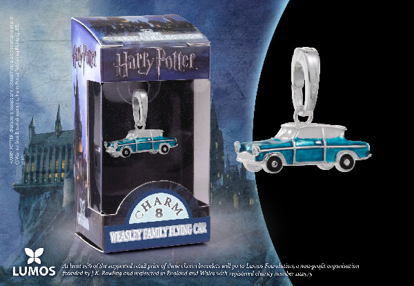 Weasley car - Charm Lumos - Harry Potter