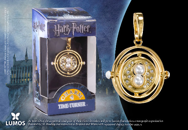 Timeturner - Charm Lumos - Harry Potter