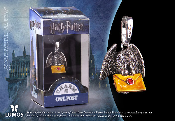 Owl Post - Charm Lumos - Harry Potter