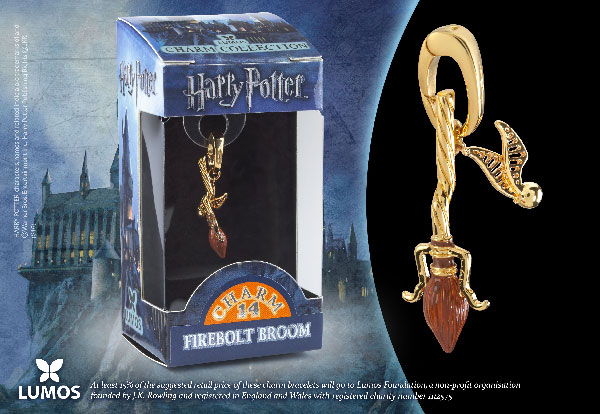 Firebolt - Charm Lumos - Harry Potter