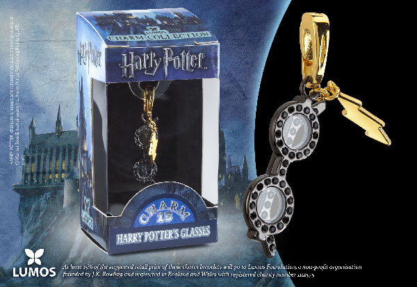 Harry Potter's glasses  - Charm Lumos - Harry Potter