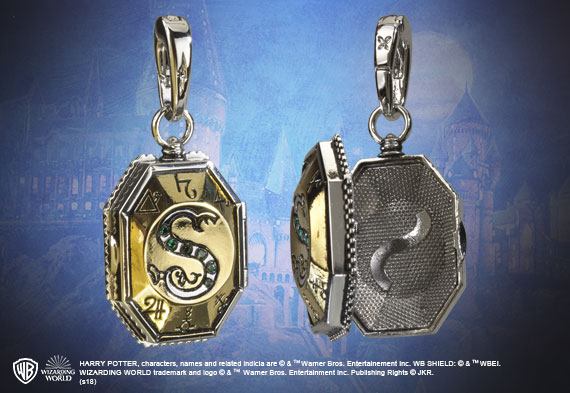 Slytherin's Locket - Lumos - Harry Potter
