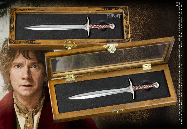 The Hobbit - Sting Hobbit Letter Opener
