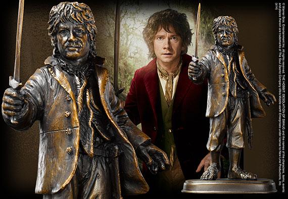 Bilbo Bronze Sculpt