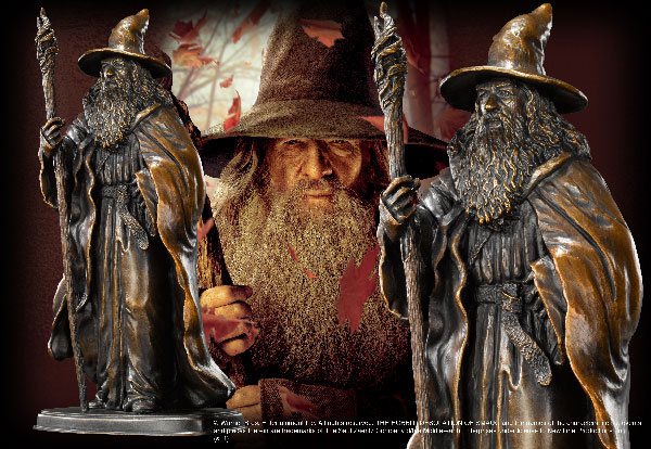 Gandalf Bronze Sculpt
