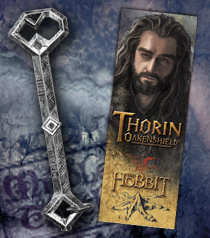 Thorin Key Pen and Paper Bookmark
