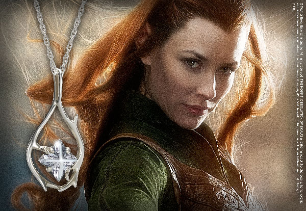 The Pendant of Tauriel - Hobbit