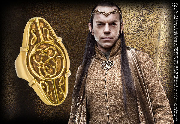 Elrond Ring Gold Council
