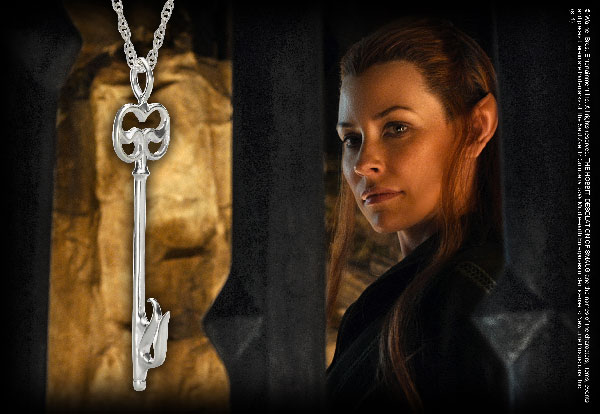 The Mirkwood Cell Key Pendant - Hobbit