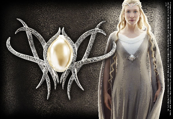 The Brooch of GALADRIEL - Hobbit
