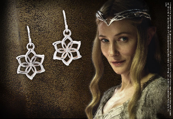 Galadriel Flower Earrings - Hobbit