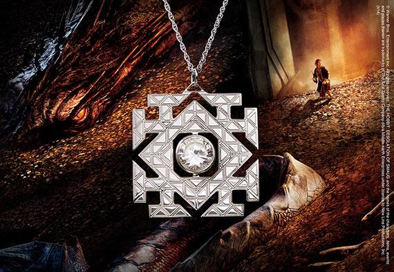 Pendentif Arkenstone - Hobbit