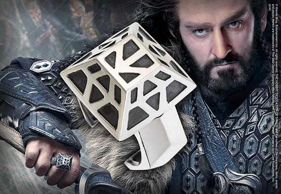 Thorin Oakenshield™ - Dwarven Silver Ring