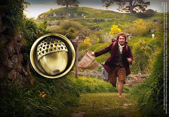 Bilbo - Pins - Hobbit