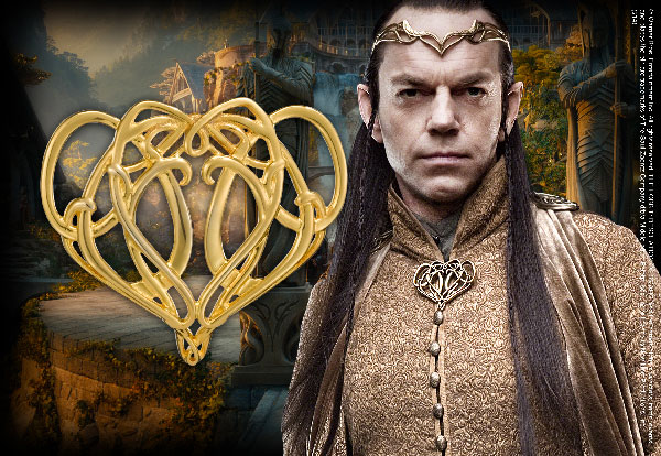 The Brooch of ELROND - Hobbit