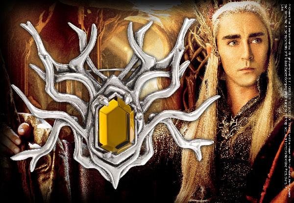 Thranduil Brooch - Hobbit
