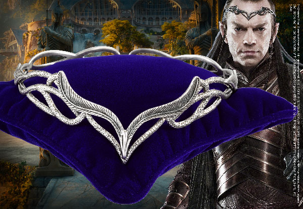 The Headdress of Elrond - Hobbit
