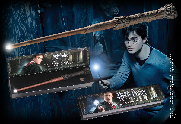 Harry Potter's Illuminating Wand