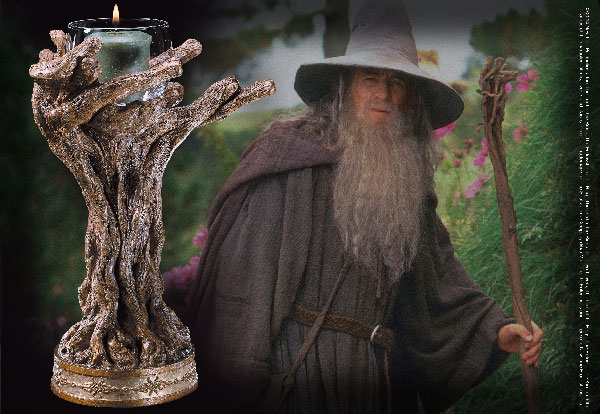 Gandalf ™ Votive Candle Holder