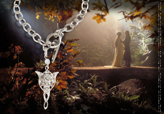 The Evenstar -Charm Bracelet