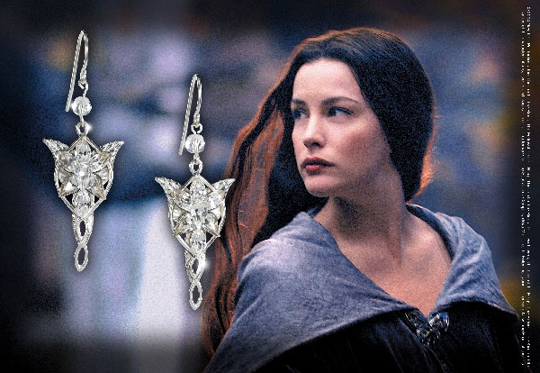 Arwen - Evenstar - Earrings - The Lord of the Rings
