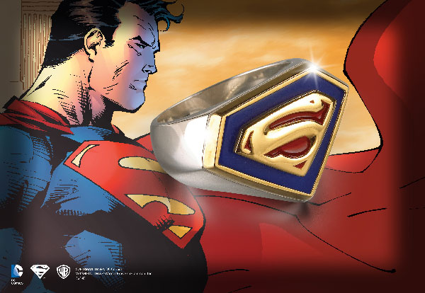 Superman Returns™ - Emblem Ring
