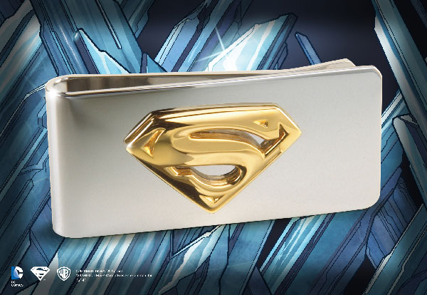Clip para Billetes - Superman Returns™