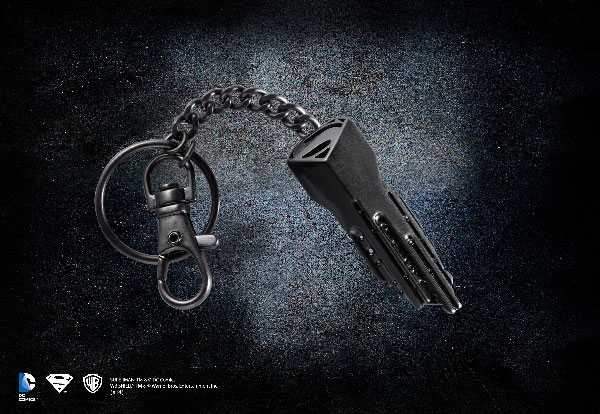 Man of Steel - The Command Key Keychain