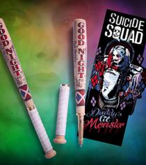 DC - Harley Quinn Baseball Bat Pen
