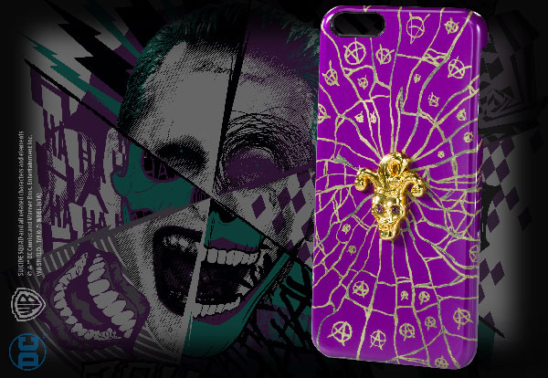 DC - Joker Crest iphone case 6