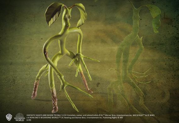 Bowtruckle articulado - Animales Fantásticos