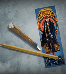 FB - Newt's wand pen and bookmark