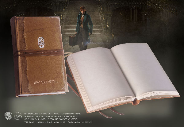 FB- Newt Scamander's Journal