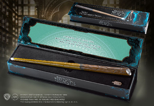FB-Newt Scamander's Illuminating wand
