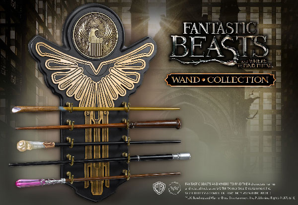 FB- Fantastic Beast's Wand Set