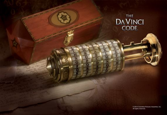 The Cryptex - The Da Vinci Code