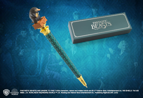 Pen - Niffler - Fantastic Beasts