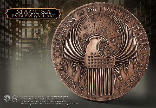 FB- Macusa Crest Wall Art