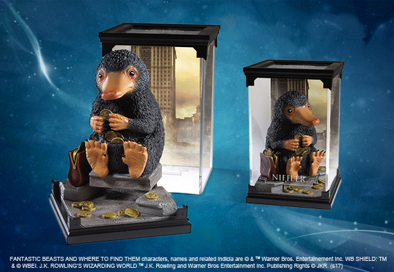 Magical creatures - Niffler - Fantastic Beasts figurine