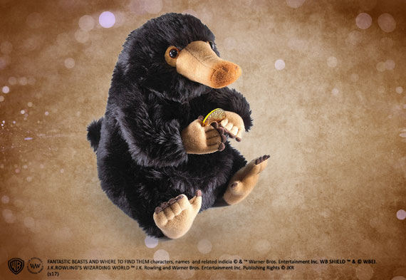 Niffler Plush Miniature - Fantastic Beasts
