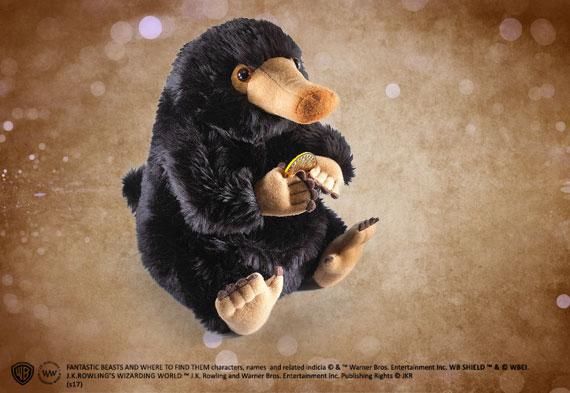 Peluche Niffler - Animales Fantásticos
