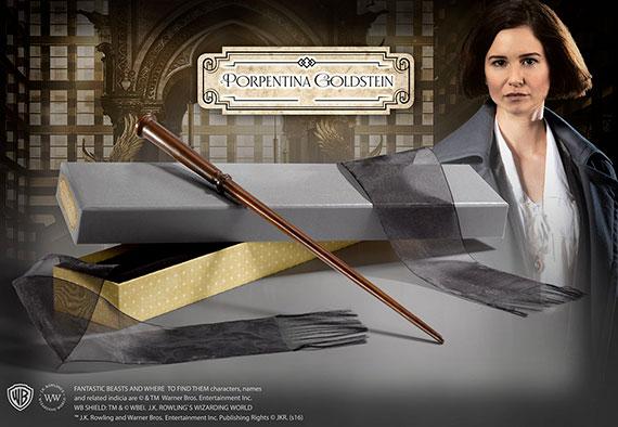Porpentina Goldstein\'s Wand Ollivander\'s - Fantastic Beasts