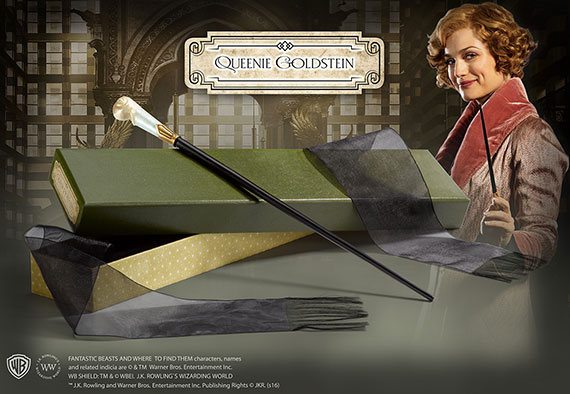 Queenie Goldstein\\\'s Wand Ollivander\\\'s - Fantastic Beasts