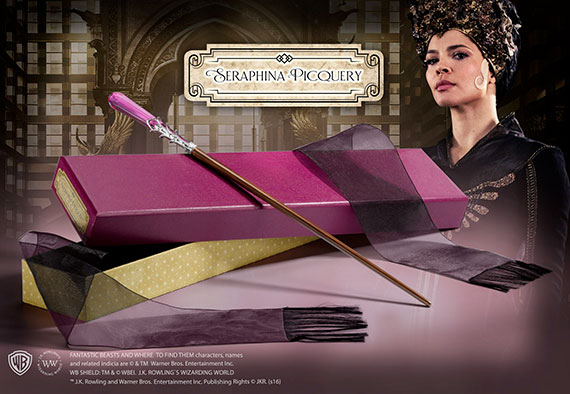 Seraphina Picquery\'s Wand Ollivander\'s - Fantastic Beasts