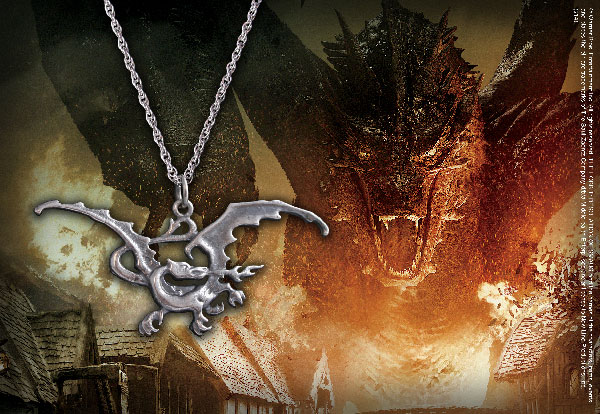 Smaug Pendant - Hobbit