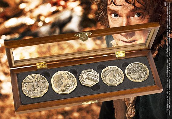 Monedas del Tésoro de los Enanos