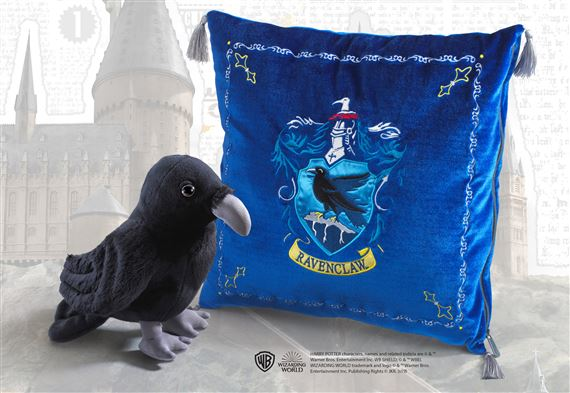 Ravenclaw House Plush and Cushion - Harry Potter